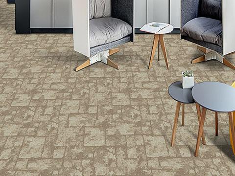 Điểm khác biệt giữa gạch thảm và các sản phẩm lót sàn khác