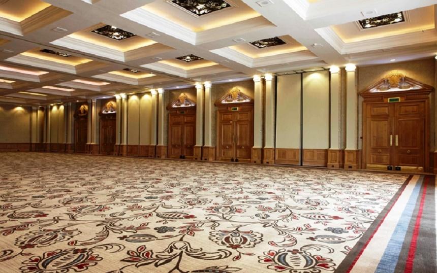 5 mẫu thảm hội nghị khách sạn càng nhìn càng mê, càng đi càng phê