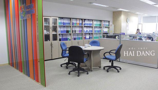 Thảm sàn văn phòng nên chọn thảm chất liệu gì?