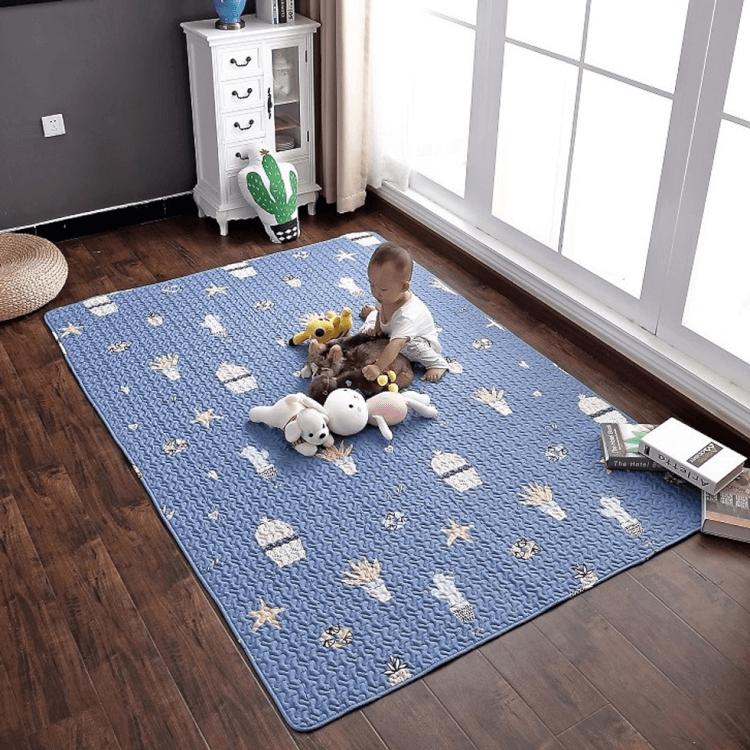 Chọn thảm trải sàn phù hợp cho trẻ sơ sinh