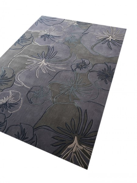 Hand-crafted-HD/Oriental Floral I30576380